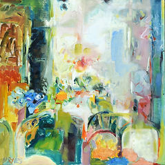Morning Room  20x20inches.JPG