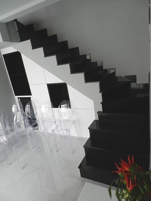 Escada Granito Preto São Gabriel