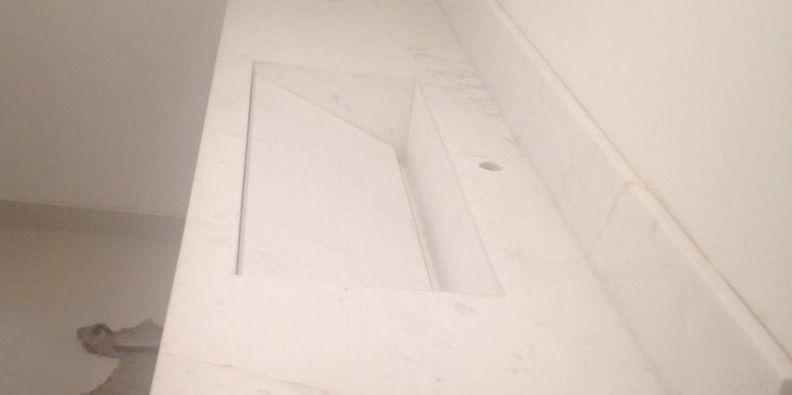 Lavatório Branco Pighês A1