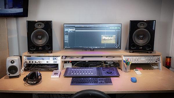 Studio X.1 Productionsuite B