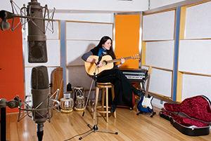 Guitar Recording Singer Songwriter