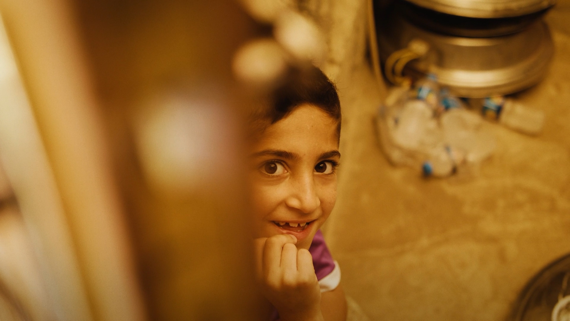 A story from Iraq 'PEOPLE OF STEP-IN'.00