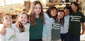 Montessori school, childcare, Las Vegas, elementary school