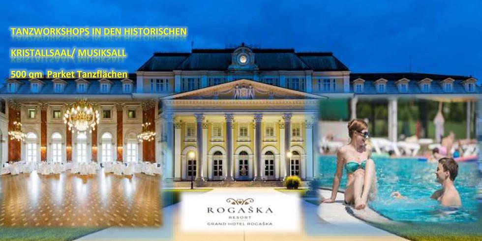 Tanzwoche Grand Hotel Rogaska Resort Slovenien