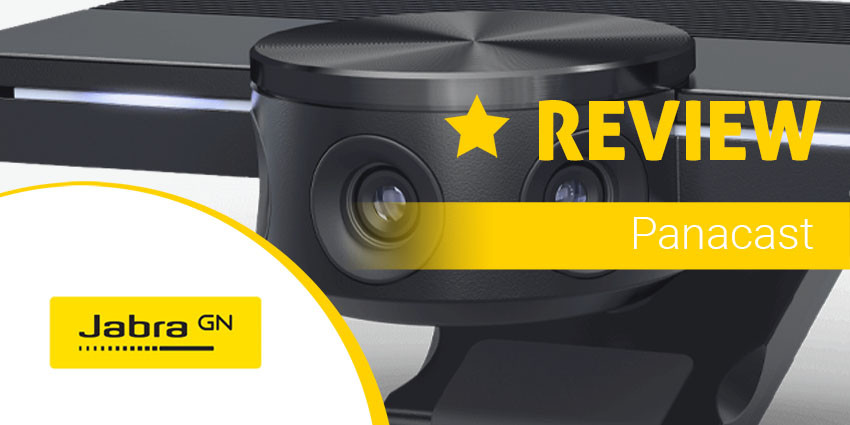 Review: Jabra Panacast - Intelligent 4K Plug-and-Play Video