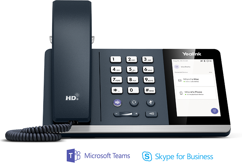 Yealink MP50 USB Phone for Microsoft Teams