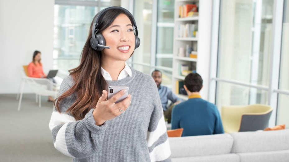 Kathea - Logitech Zone Wireless Headsets - Great for Music and Talking