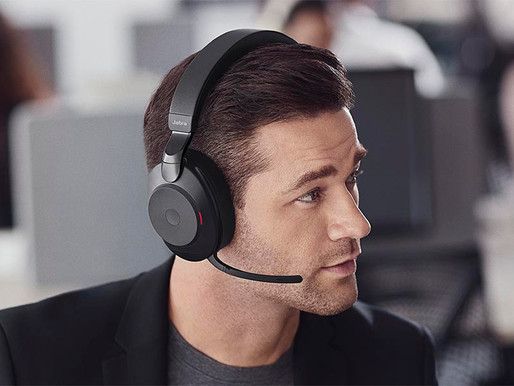 Jabra Evolve Series Professional Headsets