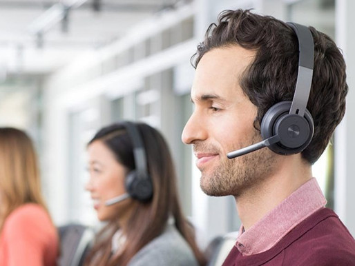 Sophisticated Headsets for Busy Professionals