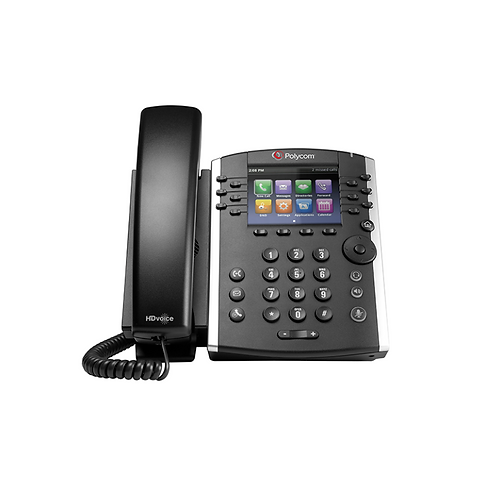 Poly VVX411 Business Media Phone