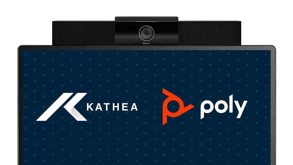 Kathea: Upgrade your Huddle Rooms to Business Class with Polycom Studio