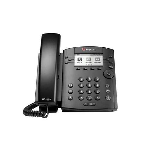 Poly VVX301 Business Media Phone