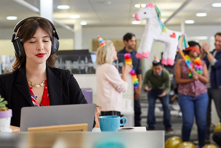 Poly Perils of the Open Office