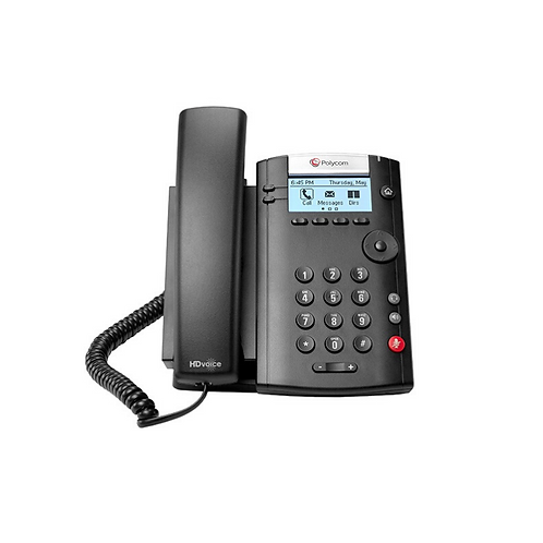 Poly VVX201 Business Media Phone