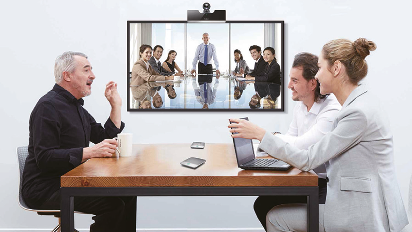 Kathea: New Yealink Video Conferencing Solutions: MeetingEye 400 & 600