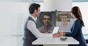 Kathea: Yealink VC210 All-In-One Video Collaboration Bar for Microsoft Teams
