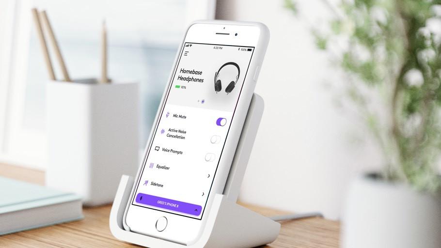 Kathea - Logitech Zone Wireless Headsets - Full Control with Logi Tune