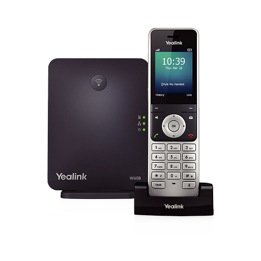 Yealink W60PIP DECT Phone System