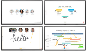 Kathea: Get a Taste of a Truly Collaborative CTOUCH For Teams Meeting in 7 Steps