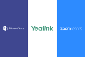 ZoomRooms, Microsoft Teams and Video Conferencing Solutions from Yealink to be showcased by Kathea at the MyBroadband Expo
