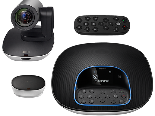 Logitech – The 4K View on Video Conferencing