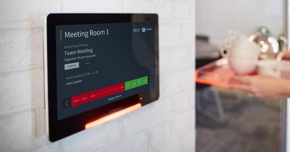 Kathea: Condeco Meeting Room Screens