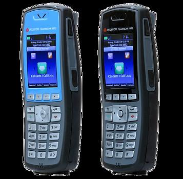 Spectralink 84-Series Handsets