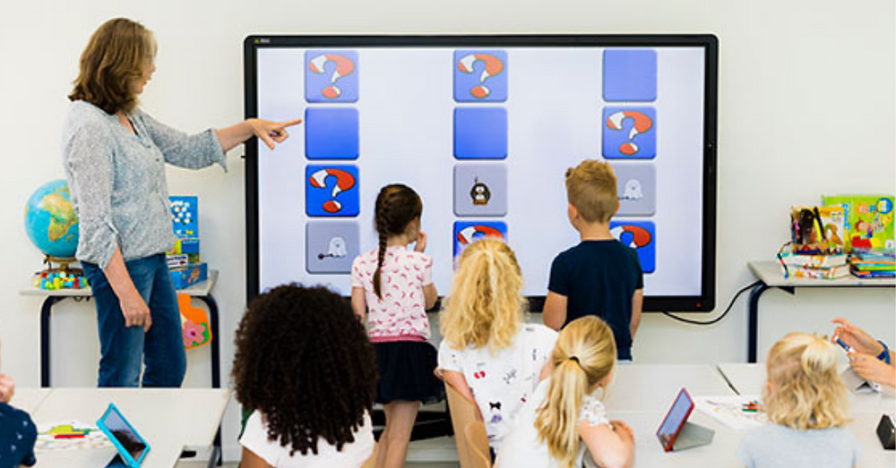 Kathea: CTOUCH Riva Education Solution