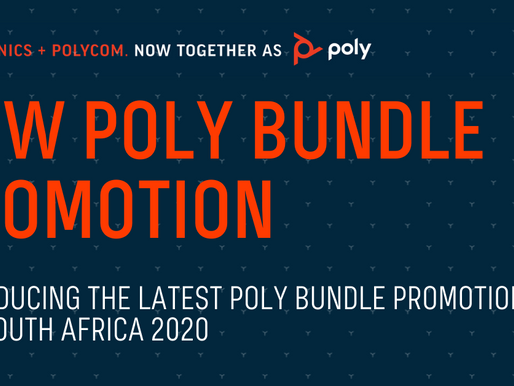 Introducing the Latest Poly Bundle Promotions for South Africa 2020