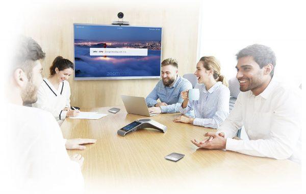 Create Immersive Meetings with Yealink MeetingEye
