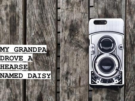 STORY: MY GRANDPA DROVE A HEARSE CALLED DAISY