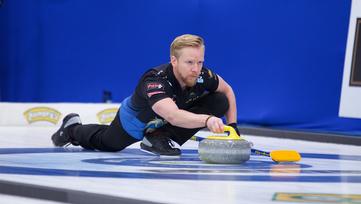 Grand Slam of Curling Action is Back and Available World-wide Online