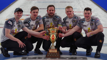 Pent up Demand for Grand Slam of Curling Action Fuels Explosive International Growth
