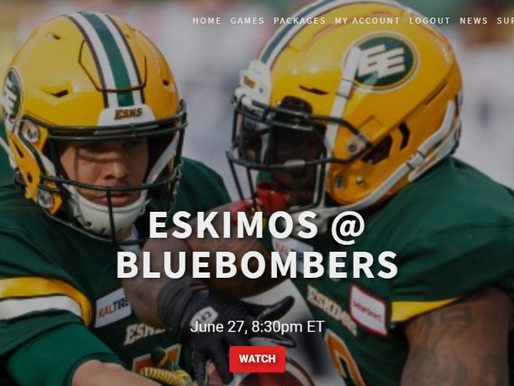 YARE and Canadian Football League Expand CFL International to Include New Territories
