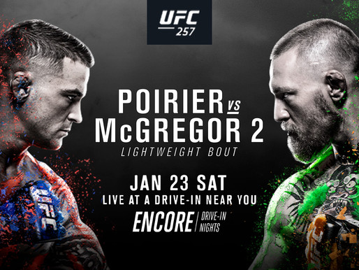 Visaic powers UFC title event for Drive-in Theaters in partnership with MetaMedia