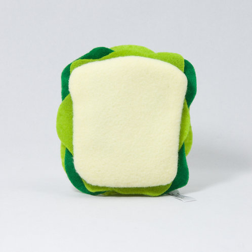Catnip Sandwich - Organic Catnip & Silvervine
