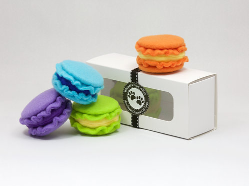 Macaron Box Set of four