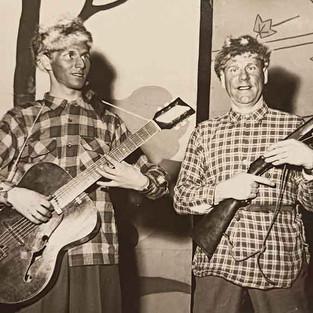 Jim og Bill Fra Sørumsand