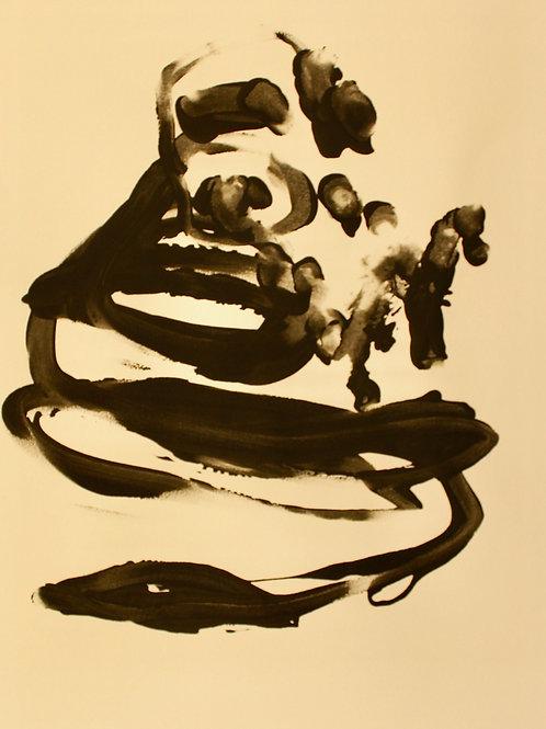 Zen painting '14-'15