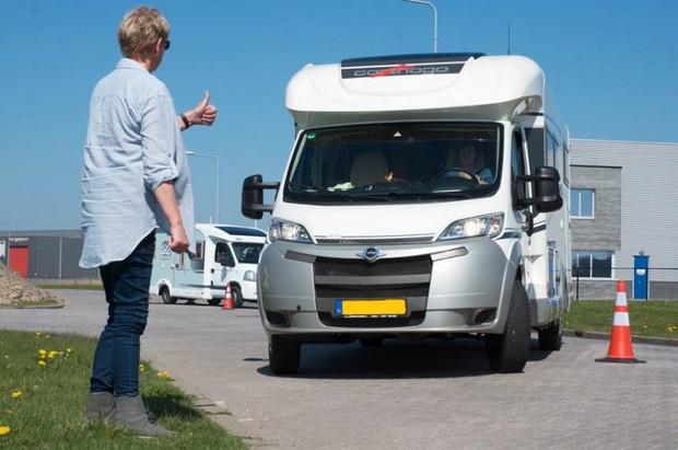 VrouwRijdtCamper weer op de Camper Expo te Houten