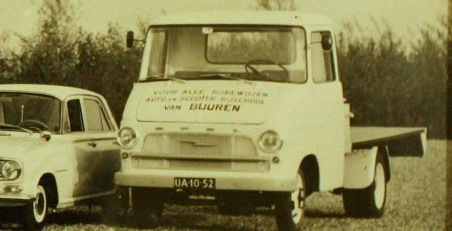 Rijschool Van Buuren