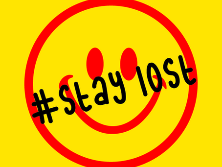 #STAYLOST
