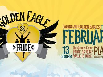 Reminder: Golden Eagle Pride 3K