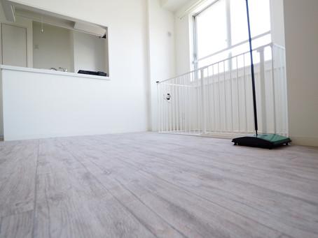 ロボフロアー施工完了✨|広島市 I 様邸|安心快適な床リノベーション