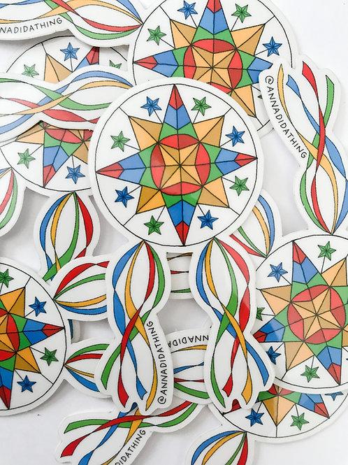 Parol Sticker