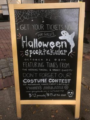 Halloween Spooktacular 2018