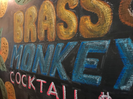 Brass Monkey 2018