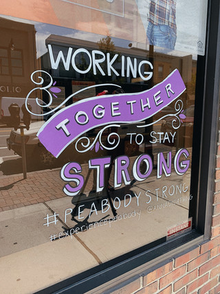 Working Together to Stay Strong - Metro Credit Union Peabody, MA 2020