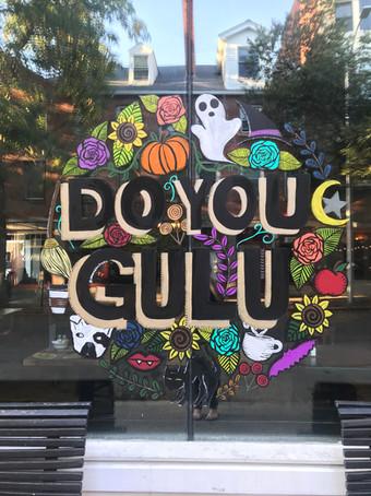 Do You Gulu at Gulu Gulu Cafe Salem, MA 2018