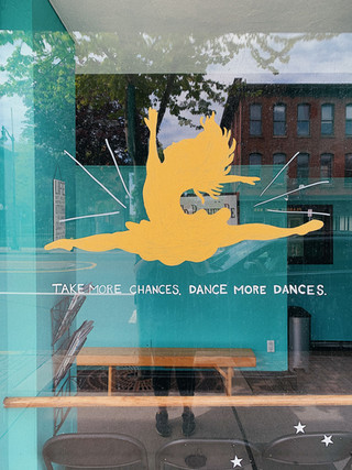 Take More Chances. Dance More Dances - Dena's Dance Peabody, MA 2020